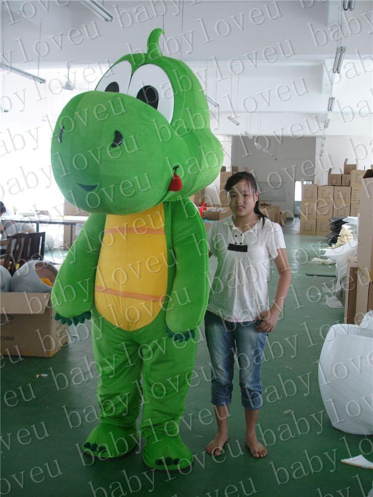 Yoshi Dinosaur Super Mario mascot costume carnival costumes halloween costumes dinosaurs color fancy dress