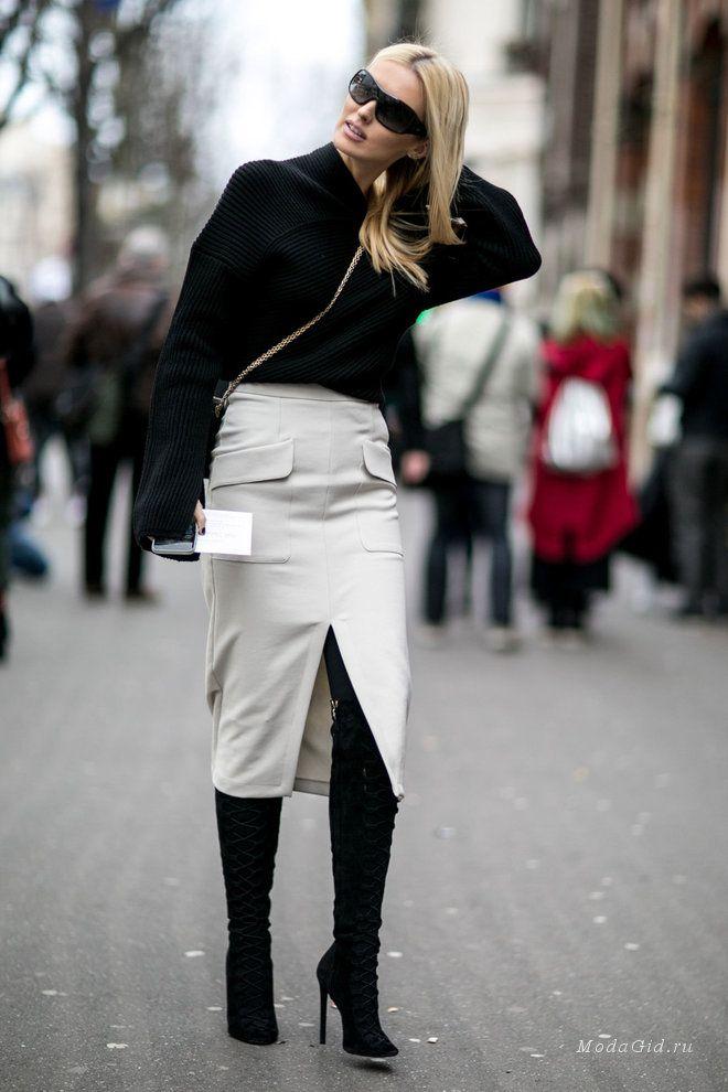 Уличный стиль модный