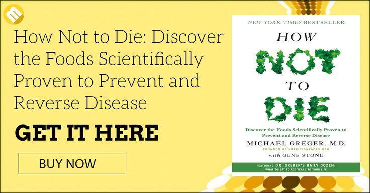 How Not To Die instantly became a New York Best Seller thanks to its comprehensive explanation of the effects of diet on our overall health. This book focused on helping people understand how diet plays a very significant role in the development of diseases.