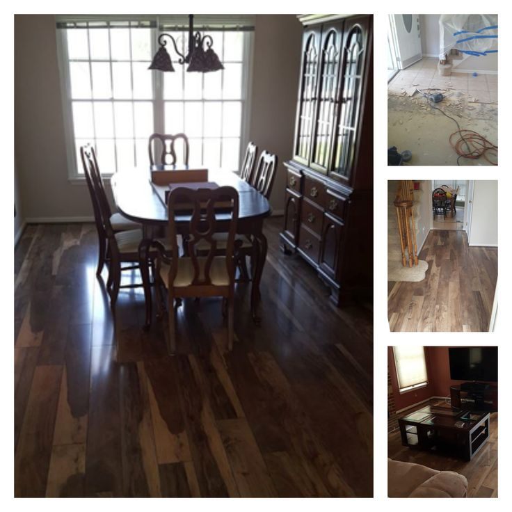 We're loving how this home looks with of our Chateau laminate flooring.  Thanks - 79 Best Your Mannington Floors Images On Pinterest