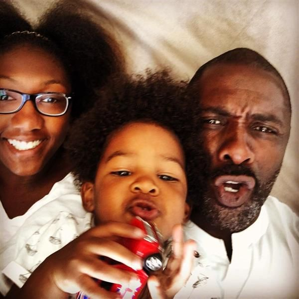 "o. 3: He's a doting daddy  Idris Elba has a teenage daughter, Isan, and a 2-year-old son, Winston. ""I love being a dad. It's an important part of my life,"" he told Cosmo in 2015. ""[Isan and I] have never lived together, but we adore each other and we dedicate time to be with each other,"" he added. ""More than anything you have to make time to be with your children... It's something I battle a lot because of my career, because as much as it's nice to be busy and working, ultimately children…"