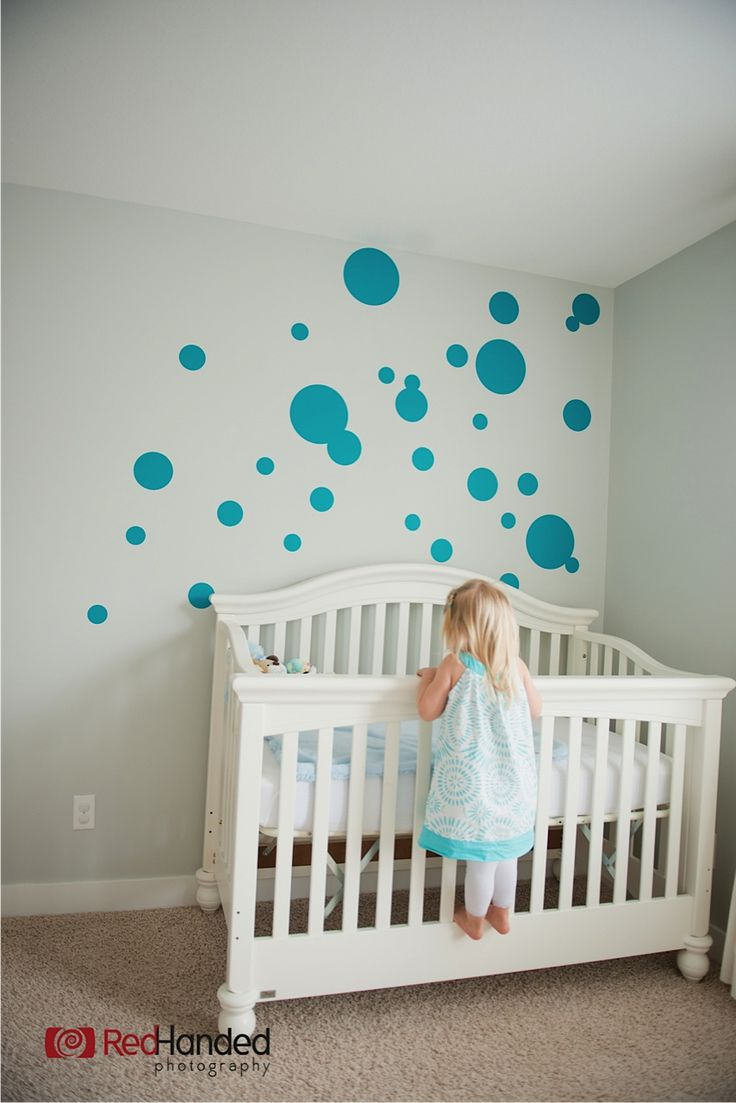 211 best wall decals images on pinterest color palettes dining urbanwalls blog bubble decals for baby nursery amipublicfo Images