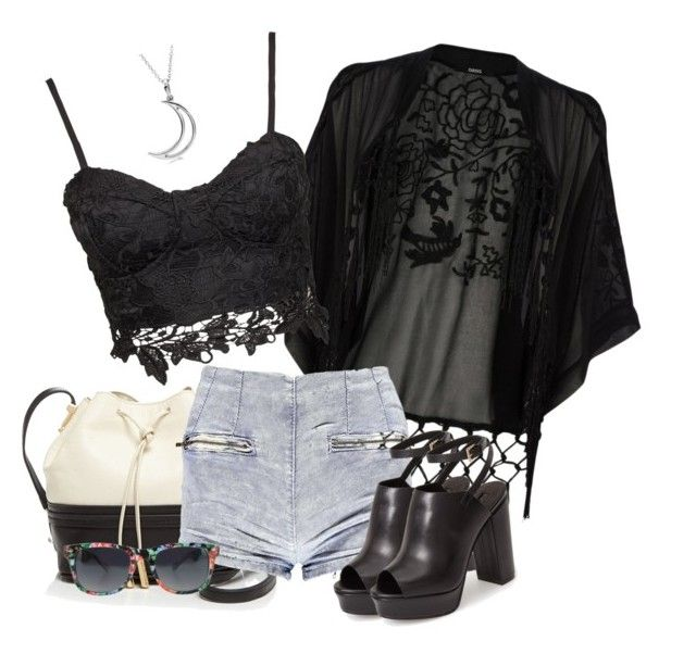 """""""blackened"""" by jazminonly on Polyvore"""