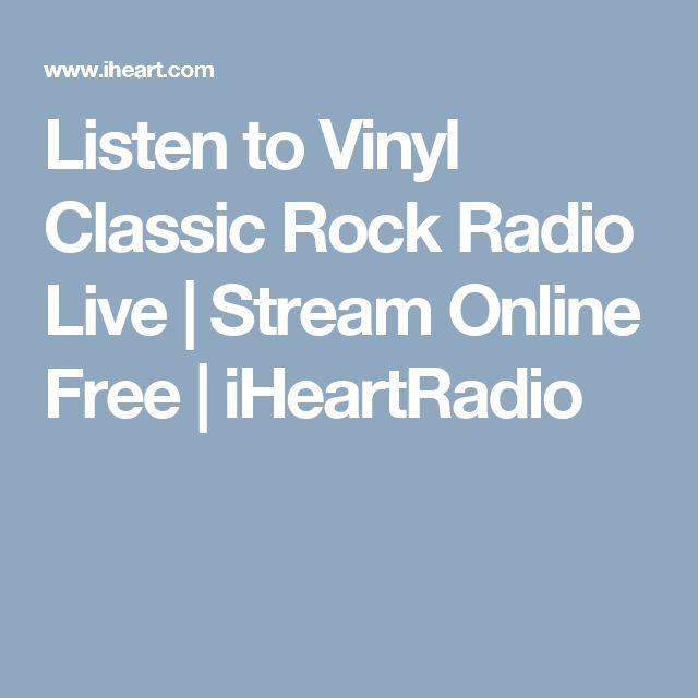 Listen to Vinyl Classic Rock Radio Live | Stream Online Free | iHeartRadio