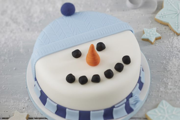 kids christmas cake - Google Search