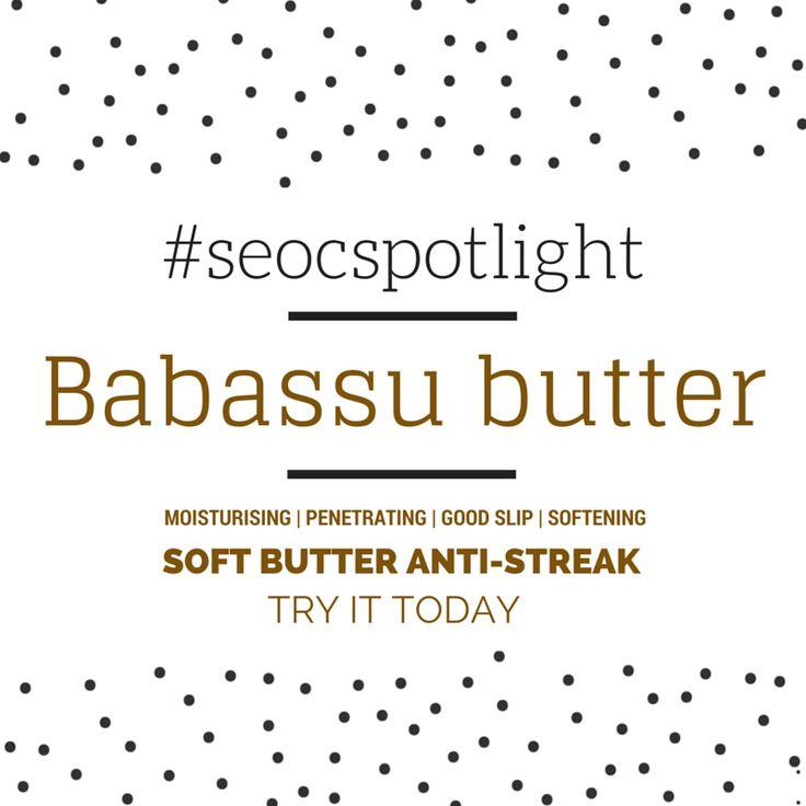 #SEOCSpotlight | Babassu Butter | New Raw Material | Online at www.seoc.com.au