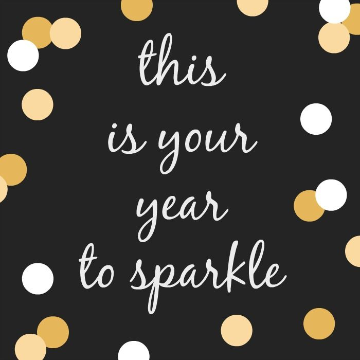 3 New Year Printable Quotes that you can download for free. Great inspiration for your new year to keep your goals on track.
