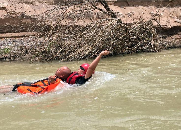 <p>Chihuahua, Chih.- A través de redes sociales el H. Cuerpo de Bomberos publicó que llevan a cabo capacitaciones debido a las lluvias que se