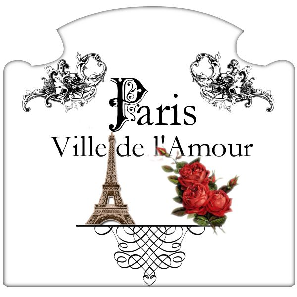 Paris Ville de L'amour -©CW