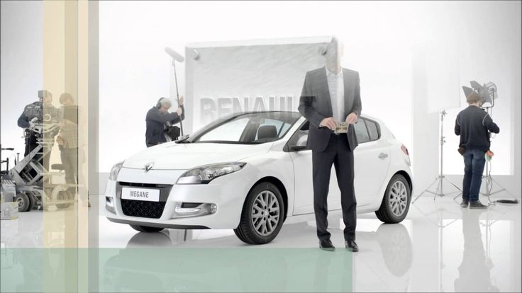 Pub renault megane french touch 2013