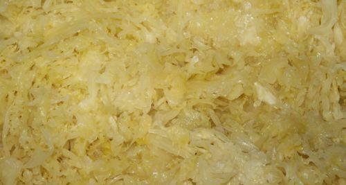 Varza fermentata - doza masiva de probiotice fara lactoza - Alimentatie si nutritie