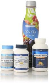 Transfer Factor Tri factor is our most powerful form of immune system Support that comes in many forms for you to enjoy. Chewable Capsule or in RioVida (The River of Life) Beverage. Contact me for more information www.jmf.4healthdirect.com