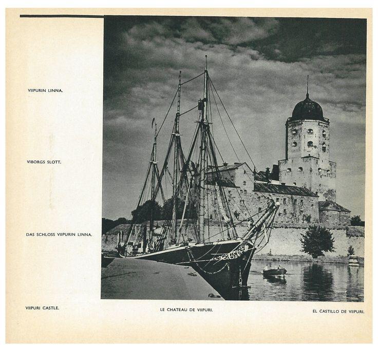 Suomi kuvina 1939