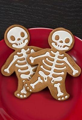 Gingerdead man cookies