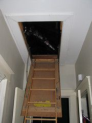 This Is Why Its So Important To Seal Up And Insulate The Attic Stairs We