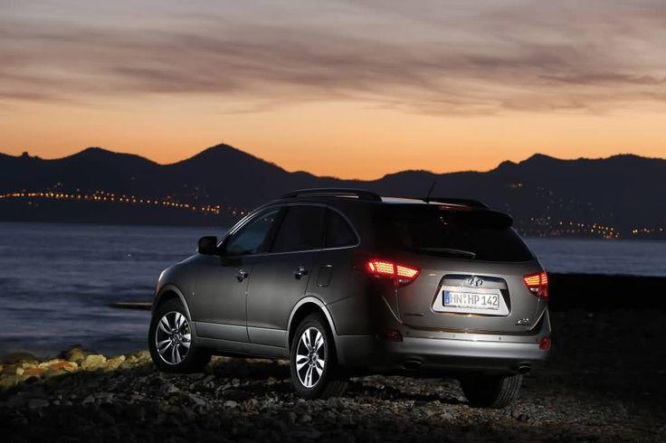 Hyundai ix55 Modellbeschreibung Neuigkeiten rund um SUVs
