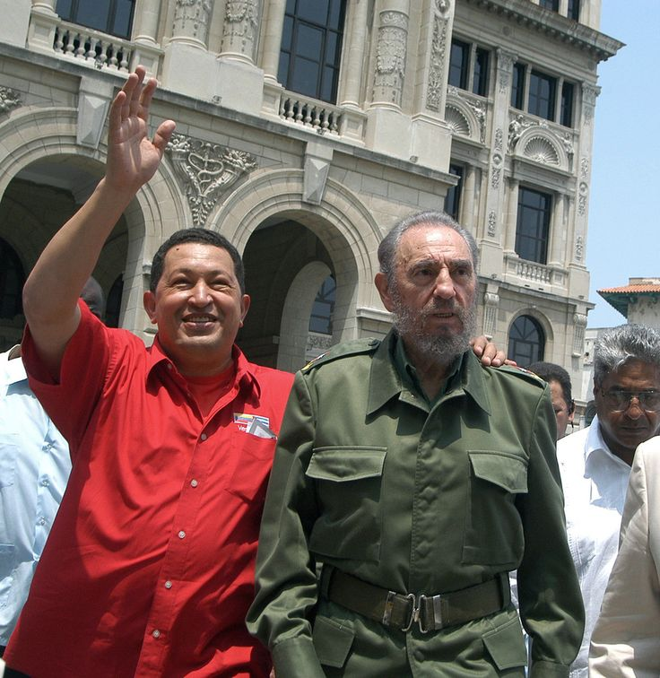Ο θάνατος του Φιντέλ Κάστρο, του εν πο&lam