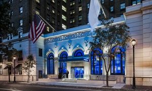 Groupon - Stay at The Warwick Hotel Rittenhouse Square in Philadelphia, with Dates into September  in Philadelphia, PA. Groupon deal price: $109