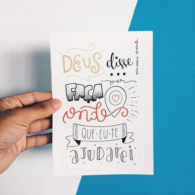 Se esse mundo existe, graças a Deus. Por que existe? Porque Deus fez o mundo. E um dia ele disse isso, então bora fazendo né? 😅✨🙏🏽🙌🏾 . mais uma semana começando, alô alô graças a Deus! ❤️ . . . . #sketchbookdiarte #diarte_ #art #tipografia #caligrafia #inesbrasil #handmade #lettering #handlettering #bomdia