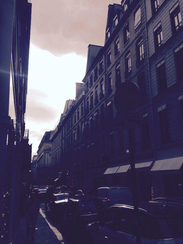 Rue Cambon - Paris 2014