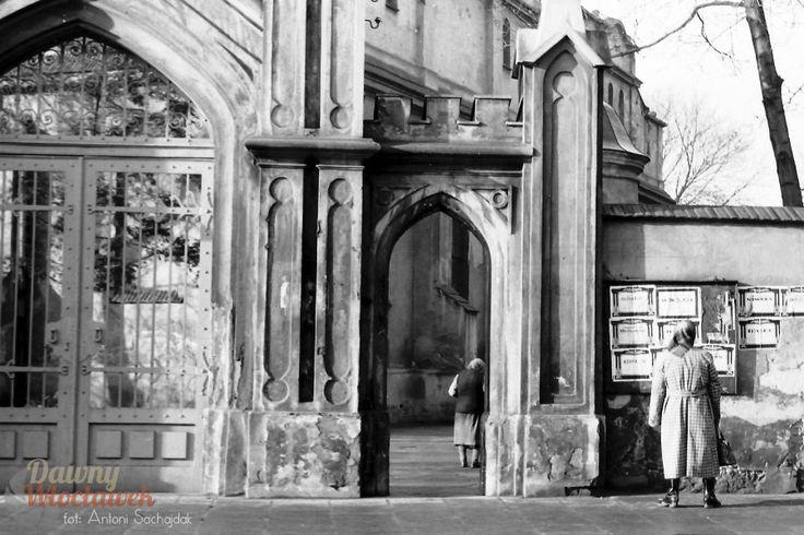 Brama do klasztoru