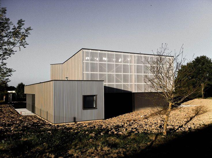 2013-LA FOUILLADE-atelier : www.v2sarchitectes.fr