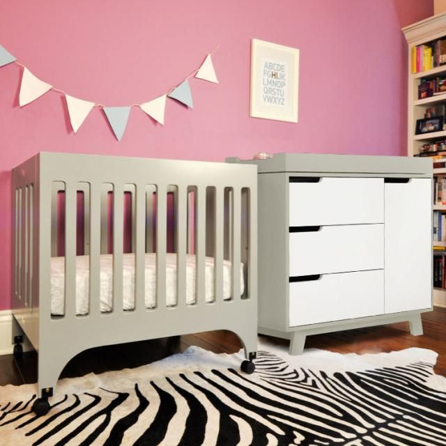7 Small Cribs for Small Nurseries
