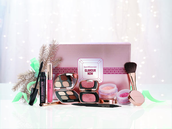 bareMinerals Glamour Now QVC Today's Special Value Holiday Collection