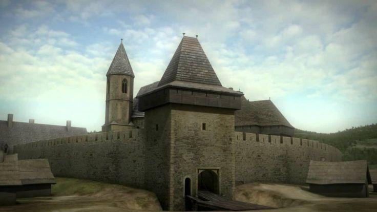 A kisnánai vár története