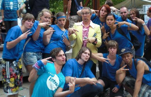 Een blauwe introductie - Blog leraar worden