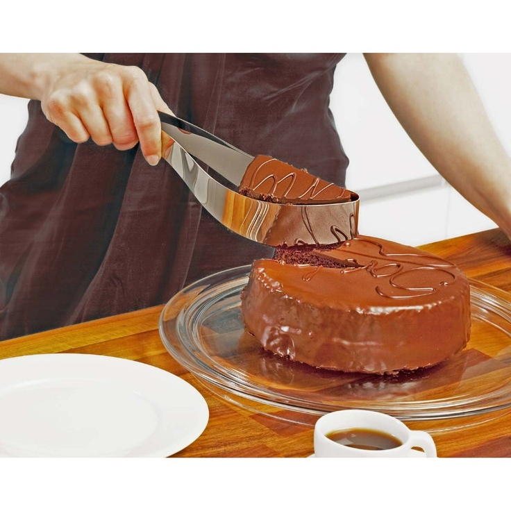 The Magisso Cake Server -- Available at SuburbanFoodies.com