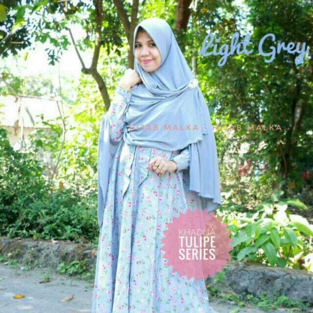 Saya menjual Gamis Khadija Tulipe Series - Malka Hijab seharga Rp229.000. Dapatkan produk ini hanya di Shopee! https://shopee.co.id/fahmeebo/412271833 #ShopeeID
