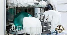 Detergente de máquina de loiça caseiro