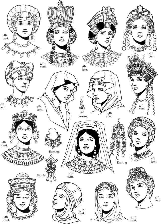 Crown Byzantine