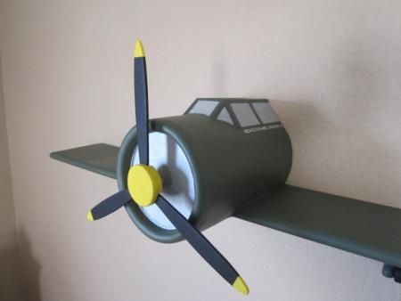 Plane Old Shelf | Do It Yourself Home Projects from Ana White