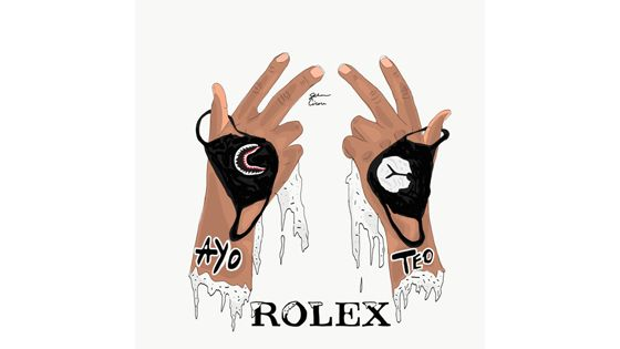 """Ayo & Teo Really Want a """"Rolex"""" Since Ayo & Teo released this hit song, Rolex sales have skyrocketed. You gotta love their tribute to this iconic brand."""