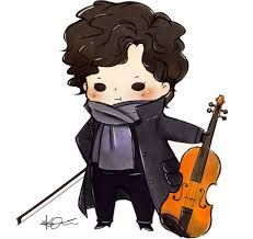 Sherlock fan art.