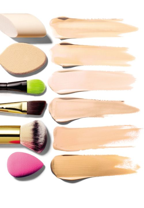 tips + tricks | HD foundations for your wedding day | via: brides