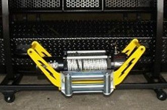 truck accessories such as grill guards, full front replacements rear bumpers