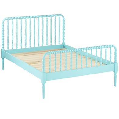 Azure Jenny Lind Bed - big girl room for Kara
