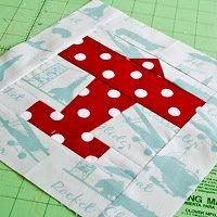 Follow the photo link back to a tutorial from Badskirt for creating airplane quilts/squares or similar... might just have a go!