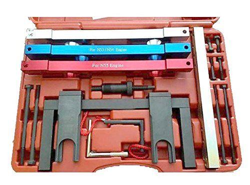 BMW Engine Vanos Cam Camshaft Timing Locking Master Tool 2.5 3.0 N51 N52 N52K N53 N54 N55. For product info go to:  https://www.caraccessoriesonlinemarket.com/bmw-engine-vanos-cam-camshaft-timing-locking-master-tool-2-5-3-0-n51-n52-n52k-n53-n54-n55/