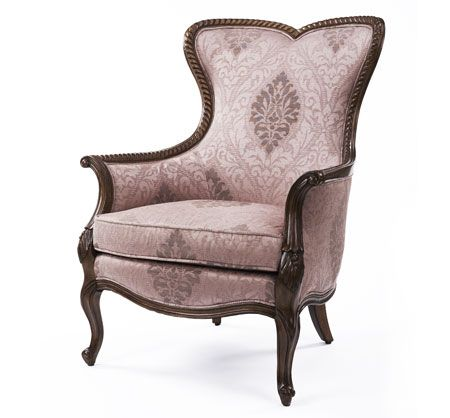 Bombay & Co, Inc. :: LIVING :: Seating :: Wedgewood Wingback Chair