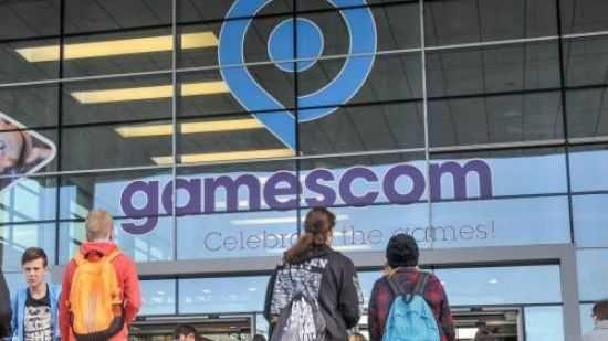 Köln Messe Haupteingang gamescom