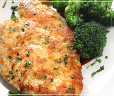 #The Perfect Breaded Fish Recipe