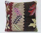 large kilim pillow 20x20 bohemian decor interior designing ethnic cushion cover contemporary pillow indie pillow cover floral pillows 21082