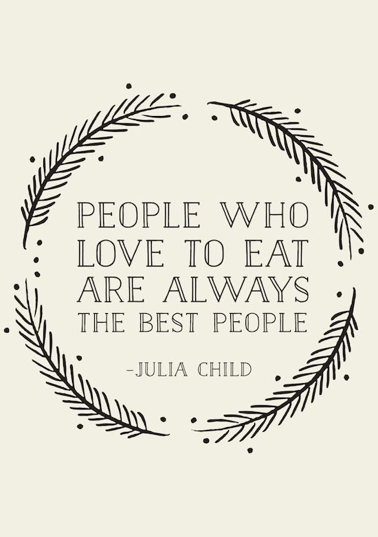 People who love to eat are always the best people. cc: @Alex Topiler via http://blog.tailwindapp.com: