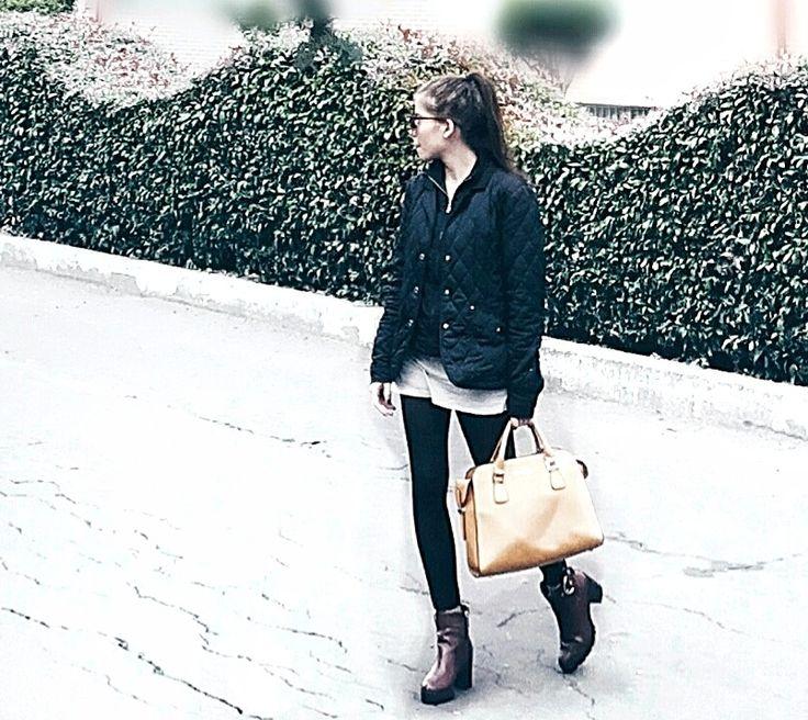 """INSTAGRAM @angelalzm  Find more ootd at OOTD  in the menu, section """"fashion"""".  Encuentra mas outfits del día en OOTD en el menu, sección """"fashion""""."""