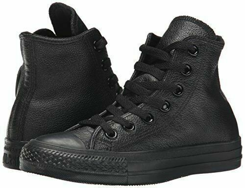 eBay Ad) Converse Chuck Taylor Shoes 1T405 Leather Hi Black