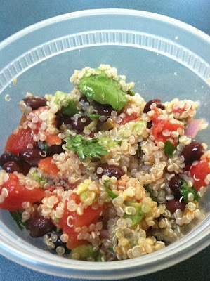 Mexican Quinoa Salad | things I want to make | Pinterest